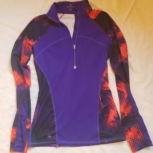 Athleta Athletic Pullover Top XXS Women's